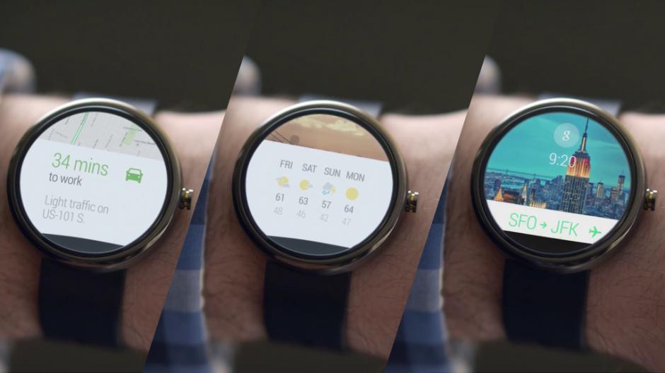 Motorolla Smartwatch Moto 360